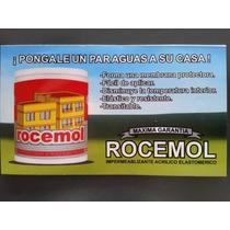 Rocemol Techos Y Muros X23kg! En R.mejia Y Caba -zero-