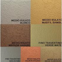 Plastic Block Revestimiento Texturado Tarquini Revear Vadex