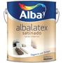 Albalatex Pintura Latex Interior Satinado X 4l - Caporaso
