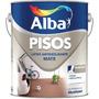 Alba Pisos Gris X 1lts - Caporaso
