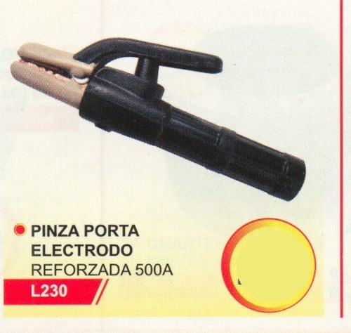 Pinza Porta Electrodo Power
