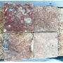 Laja Riojana 10 X 10 Cm Cortada A Disco