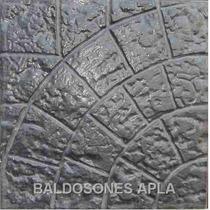 Baldosones Y Simil Lajas Rusticos De 1ra. Calidad - Veredas
