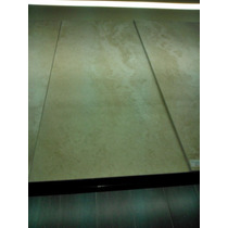 Porcelanato Travertini Cream De 45x90 De 2da Forest,t Bianco
