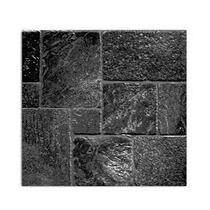 Cerámica San Lorenzo Terramedia Negro/ladrillo 33x33 Hc
