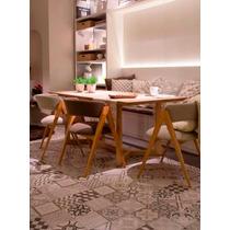 Ceramica Simil Calcareo 35x35 Marca Lourdes