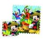 Piso De Goma Eva Disney - Mickey - Cars O Frozen .envíos !!
