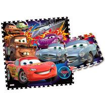 Piso De Goma Cars 2 Disney