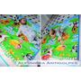 Alfombra Antigolpes Para Bebes 1,80x1,50 Mt - Castelar