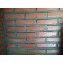 Liston Ladrillo Vista Cordoba, Paquete 1/2 Mt2 (26 Unidades)