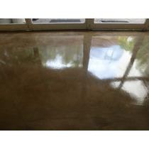 Fullcover Microcemento Laca Brillante Alto Transito 10m2 X1l