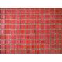 Venecitas 2x2 Importadas Rojas Mosaiquísmo X Plancha