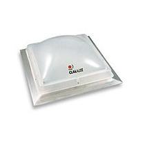 Claraboyas Claraluz Base De Aluminio Fija 100 X 100 $ 1765