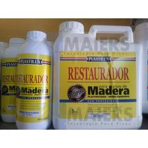 Limpiador Restaurador Pisos Plastificados Hidrolaqueado 5lt