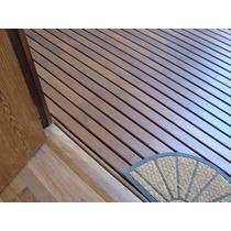 Deck De Lapacho Premium Sistema Clip 1 X 4 De 1.80 A 3 Mts.
