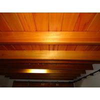 Techo De Madera - Machimbre Eucaliptus 1ra Calidad