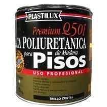 Laca Poliuretanica Plastificante Pisos Plastilux 4lt Q501