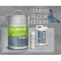Kit Base Polimerica C/malla Fibra De Vidrio Microfloor (m2)