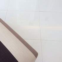 Porcelanato San Lorenzo White Pulido Rectif 56,7x56,7 Envíos