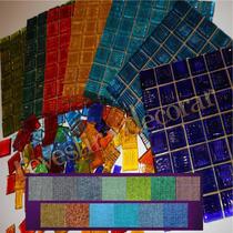 Revestimiento Venecitas Murvi 2x2 Linea Vitro Transparentes