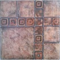 Messina Rosso 43x43 1ra Cañuelas Ceramica