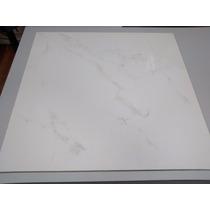 Porcelanato Blanco Simil Carrara Pulido 60 Oferta Limitada