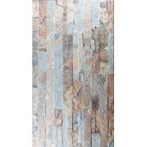 Ceramico De Pared Simil-piedra 31x53cm 1ra Calidad Lourdes