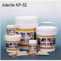 Adhesivo Wepel Base Acuosa Aderite Kp-52 De 20kg