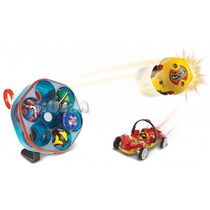 Lanzador Ballistiks P/6 Auto Bolita Hot Wheels Video Jiujim