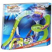 Pista Hot Wheels Light Speeders Flash Factory