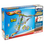 Pista Acrobacia Autos Hot Wheels Pared Y Piso Spin Slammer