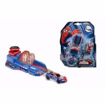 Spiderman Lanzador De Auto 83511