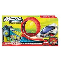 Pista Microchargers Para Autos Con Rulo + 1 Auto 27006 Intek