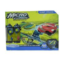 Pista De Autos Microchargers De Saltos Jump Track