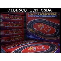 Pista Carrera De Autos Hot Racing El Mejor Regalo De Navidad