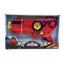 Spderman Pistola Max Blaster Hombre Araña Luz ,sonido Ditoys