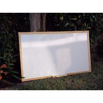 Pizarra Blanca Para Fibrón 122x75 Cm (grande)