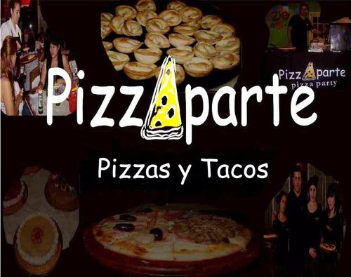 Pizzas Y Tacos Party