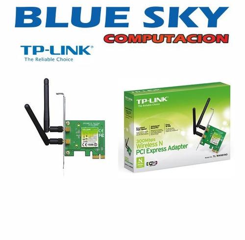 Placa Red Pci e Wifi tp Link