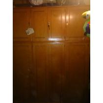 Mueble Placard Armario Ropero Grande