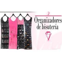 Organizador De Placard Aros Collares Pañuelos Bijou Obelisco