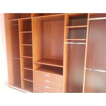 Placard Modelo Space4- 3 Puertas 1 Espejo ,ml Plak La Plata