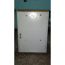 Mueble De Madera C/ Estante Gran Capacidad! Gran Estado!
