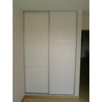 Kit Puertas De Placard 1.80 X 2.60 Listas Para Colocar