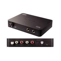 Placa Externa Sonido Creative Sound Blaster Xfi Hd Usb 2.0
