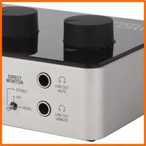 Placa De Audio Probe Spartan Cue 110 Profesional Alta Gama