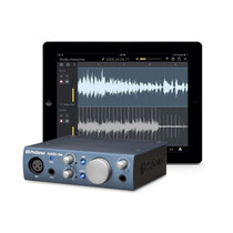 Presonus Audiobox Ione Placa Sonido Grabacion Usb 2 Can Ipad
