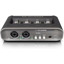 M-audio Mobilepre Mkii - Interfaz Externa Usb 2 In 2 Out