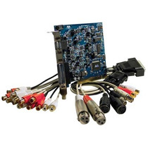 Interface Audio Pci M-audio Delta 10/10 Lt 8x8 Midi I/o
