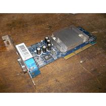 Nvidia Geforce Mx4000 64mb Ddr Tv Out- Funciona - Cruzdeleje
